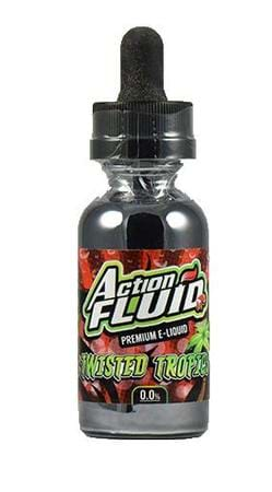 Action Fluid Twisted Tropics