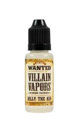 Villain Vapors Billy the Kid