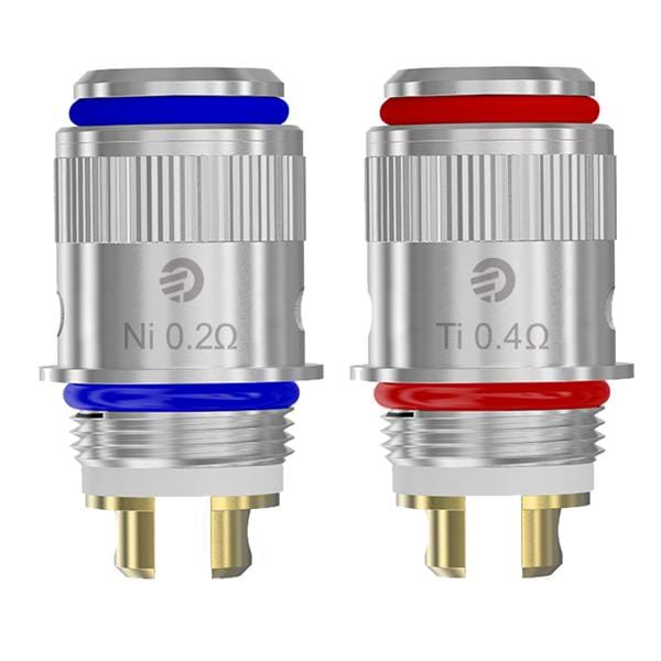 eGo ONE CL TC Coils (5-Pack) Hardware