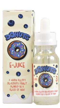 Blueberry by Donuts E-juice
