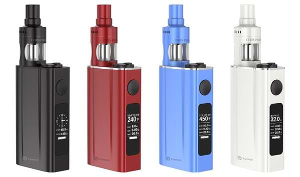 Joyetech eVic Vtwo with Cubis Pro Full Kit Hardware