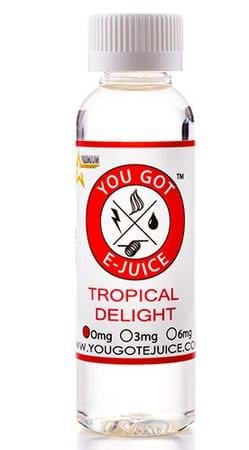 Tropical Delight Juice