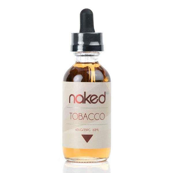 Patriots by Naked 100 E-Liquid (60mL) Hardware