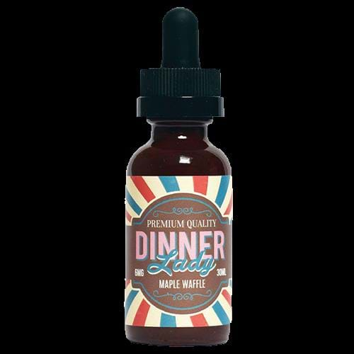 Dinner Lady Maple Waffle E-Juice Flavor
