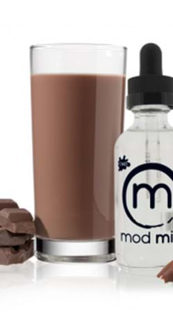 Chocolate Milky Temptation Juice