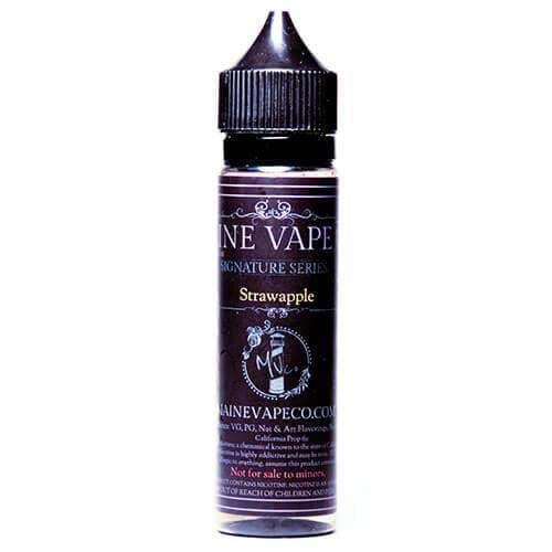 Strawapple by Maine Vape Co