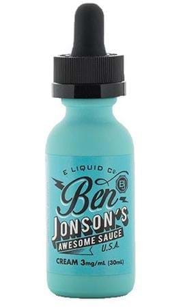 Cream by Ben Jonson's Awesome Sauce