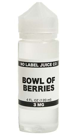 Bowl of Berries by No Label Juice Co