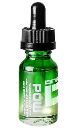 Pow by Binary E-Liquid