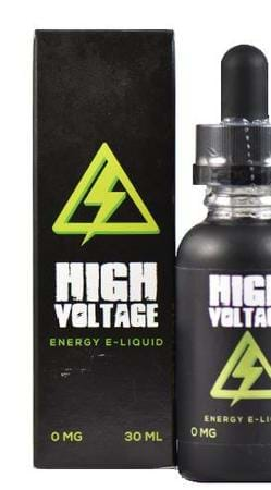 High Voltage Vaporz Electric Edition - Green Energy