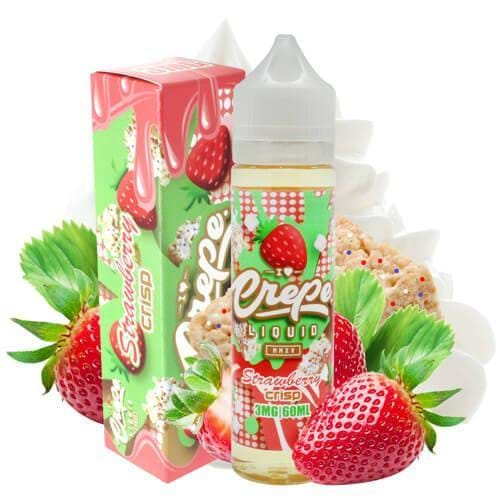 Strawberry Crisp by Crepe Liquid