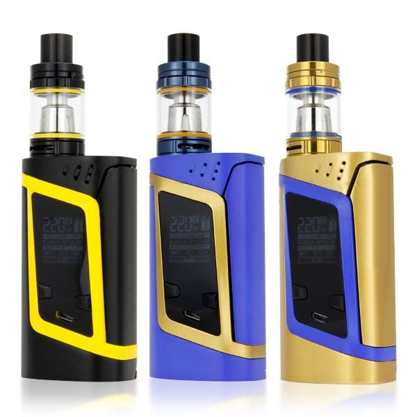 Smok Alien 220W TC Starter Kit Hardware