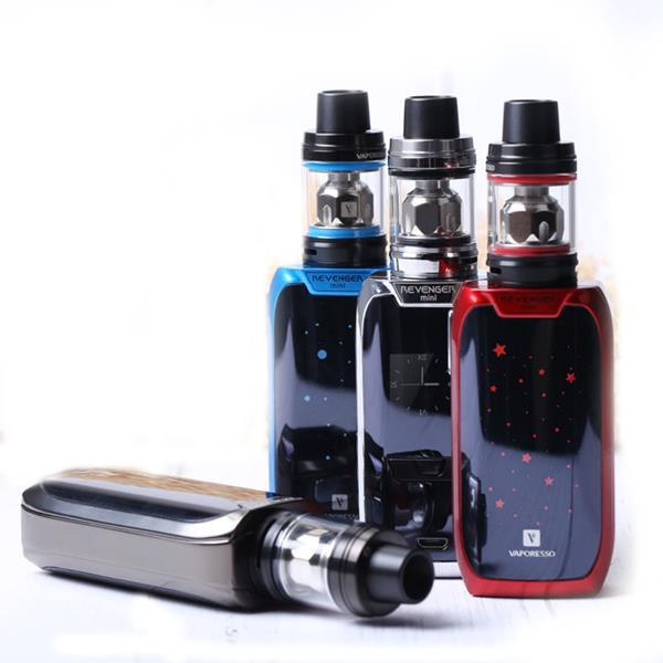 Revenger Mini 85W TC Vape Starter Kit Hardware