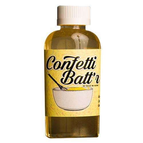 Confetti Batt'r by Tally Ho Vapor Tonic