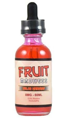 Fruit Madness Eliquids Melon Madness
