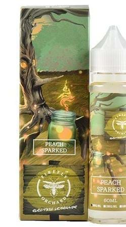 Firefly Orchard Lemon Elixirs - Peach Sparked