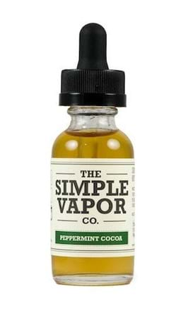Peppermint Cocoa by The Simple Vapor Company