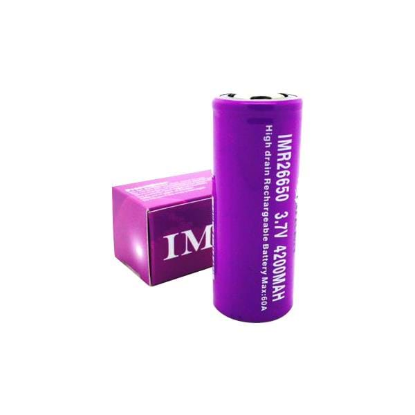 26650 4200mAh 60A Battery by IMREN