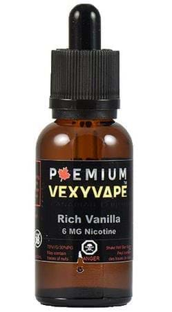 Rich Vanilla E-Juice
