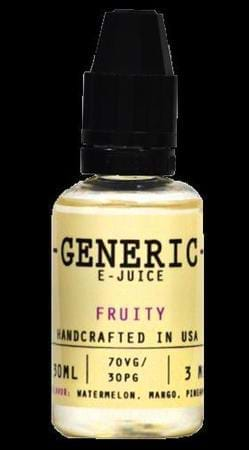 Generic E-Juice Fruity E-Juice Flavor