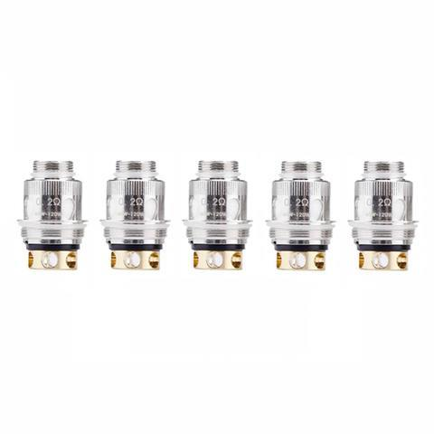 MoonShot 120 Vape Tank Replacement Coils (5-Pack) by Sigelei