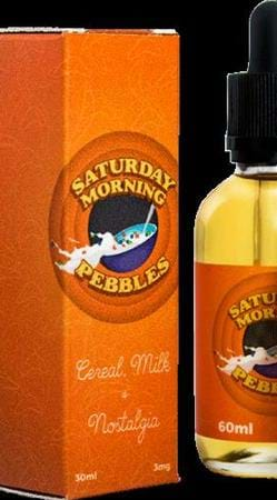 Traditional Line - Saturday Morning Pebbles Juice