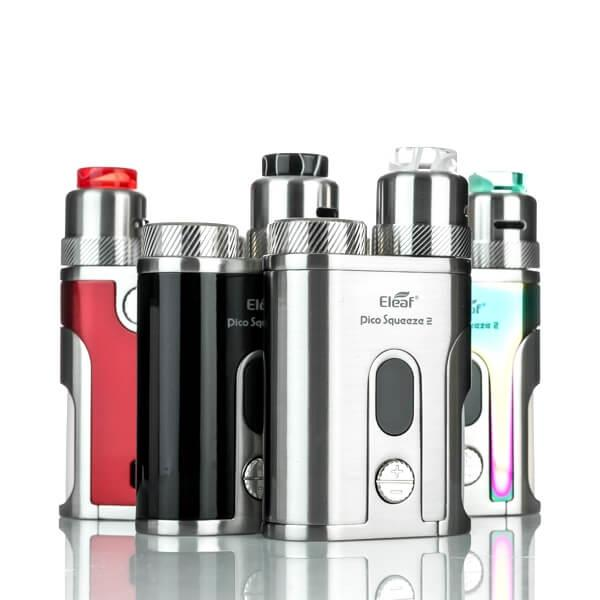 Pico Squeeze 2 100W Squonk Starter Kit Hardware