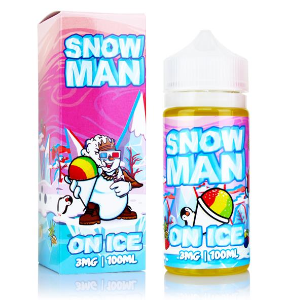Snow Man by JUICE MAN