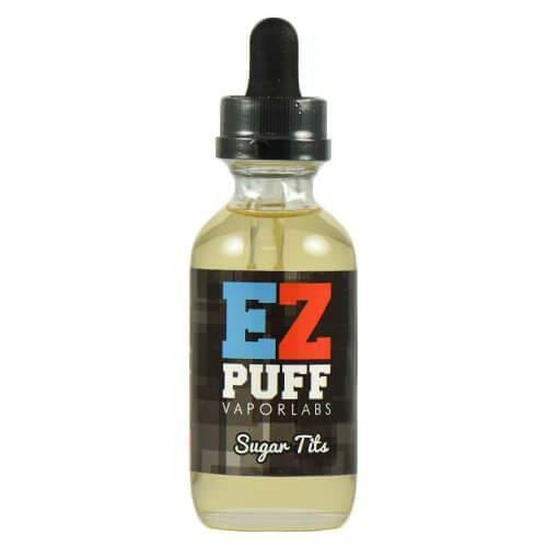 Sugar Tits by EZ PUFF eJuice