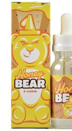 Honey Bear E-Liquid Juice