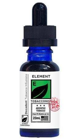 Absinthe Tobacco by Tobacconist by Element