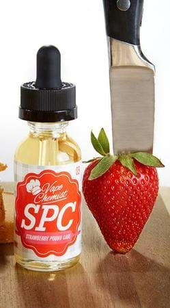 Strawberry Pound Cake - S.P.C. Juice