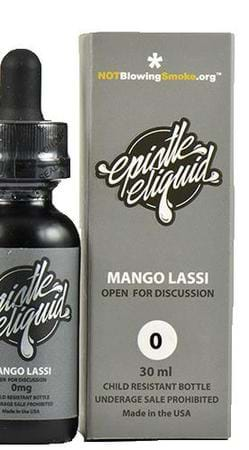 Epistle Eliquid Mango Lassi