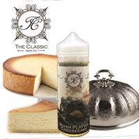Silver Platter Cheesecake by Vape Craft Inc. The Classic Line