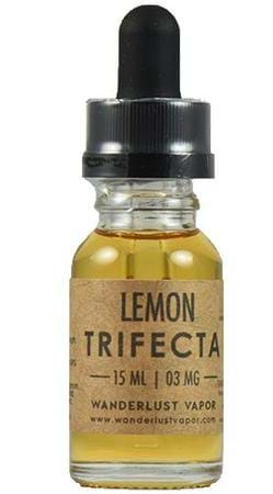 Lemon Trifecta Juice