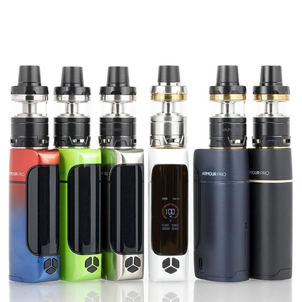 Armour Pro 100W Vape Starter Kit Hardware