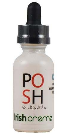 Irish Creme by POSH e liquid