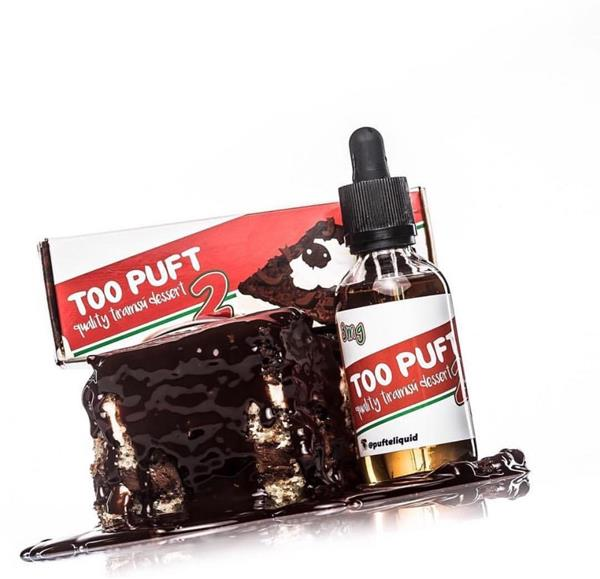 Too Puft 2 by Puft Eliquid
