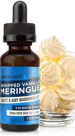 Whipped Vanilla Meringue by Johnson Creek