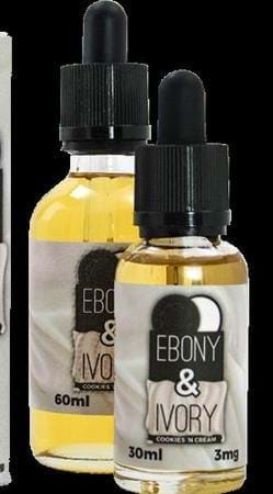 Tfn Collection - Ebony & Ivory E-Juice