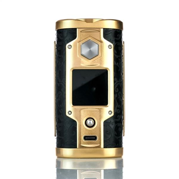 Mini G Class SX550J-L Luxury Golden 200W Vape MOD by SX