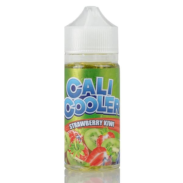 Cooler Strawberry Kiwi by The Mamasan E-liquid 100ML Hardware