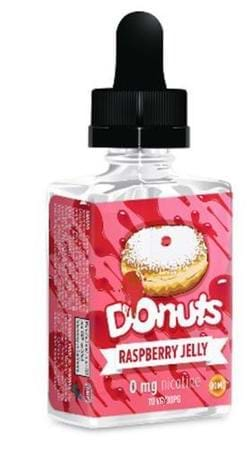 Donuts Raspberry Jelly E-Juice Flavor