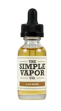 A La Mode by The Simple Vapor Company
