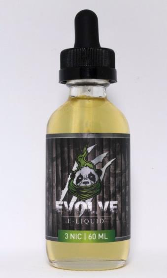 Coffee Cake by Evolve Eliquids