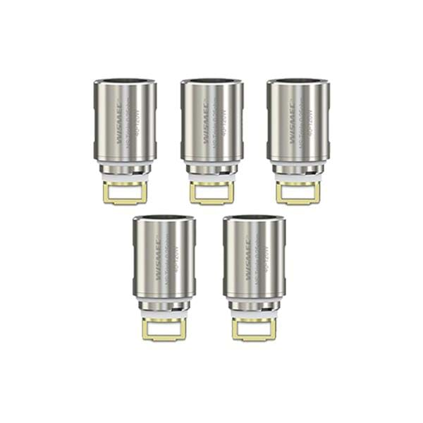 Wismec Elabo NS Triple Replacement Coils (5-Pack) Hardware