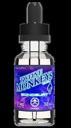 Twelve Monkeys Vapor Bonogurt E-Juice Flavor