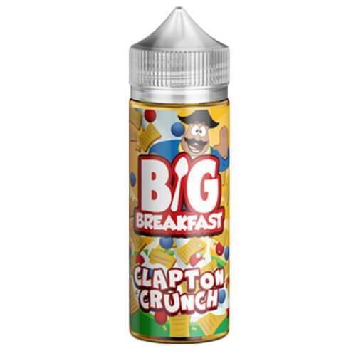 Clapton Crunch by Big Breakfast eJuice