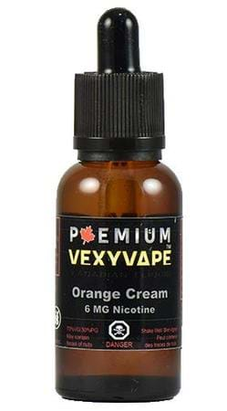 Orange Cream E-Juice
