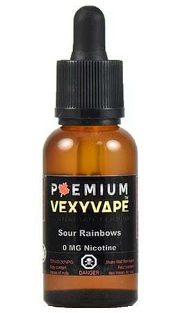 VexyVape Sour Rainbows